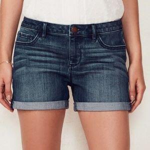 Lauren Conrad denim shorts 6